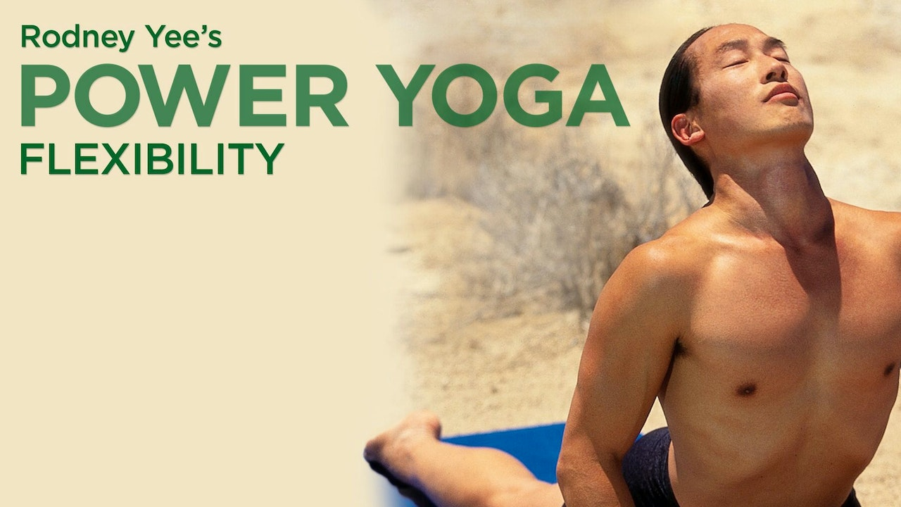 Power Yoga for Flexibility