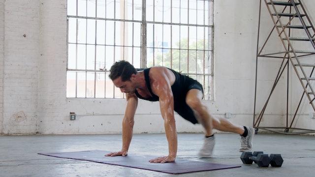 Cardio HIIT Endurance