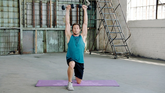 Strength & Stability HIIT