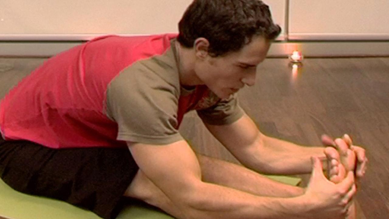 Yogalates For Long Lean Legs