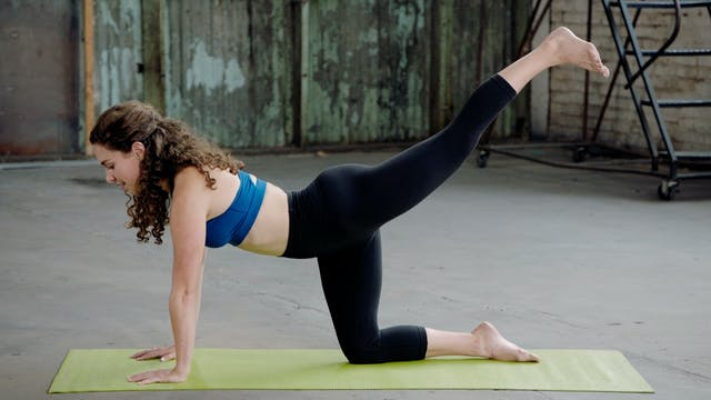 Lower Body & Booty Challenge