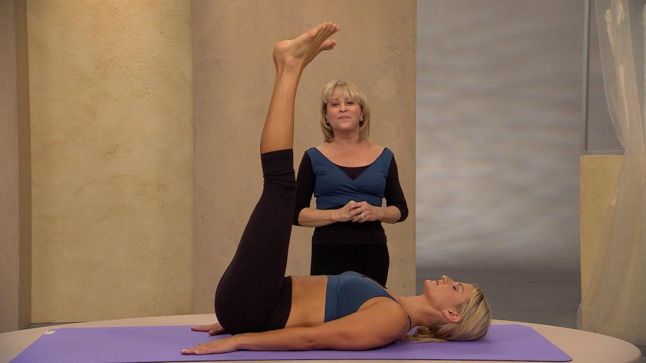 Mari Winsor Beginner's Pilates