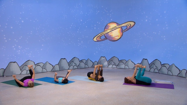 Solar System Yoga