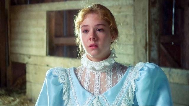 Anne's Puffed Sleeve Dress