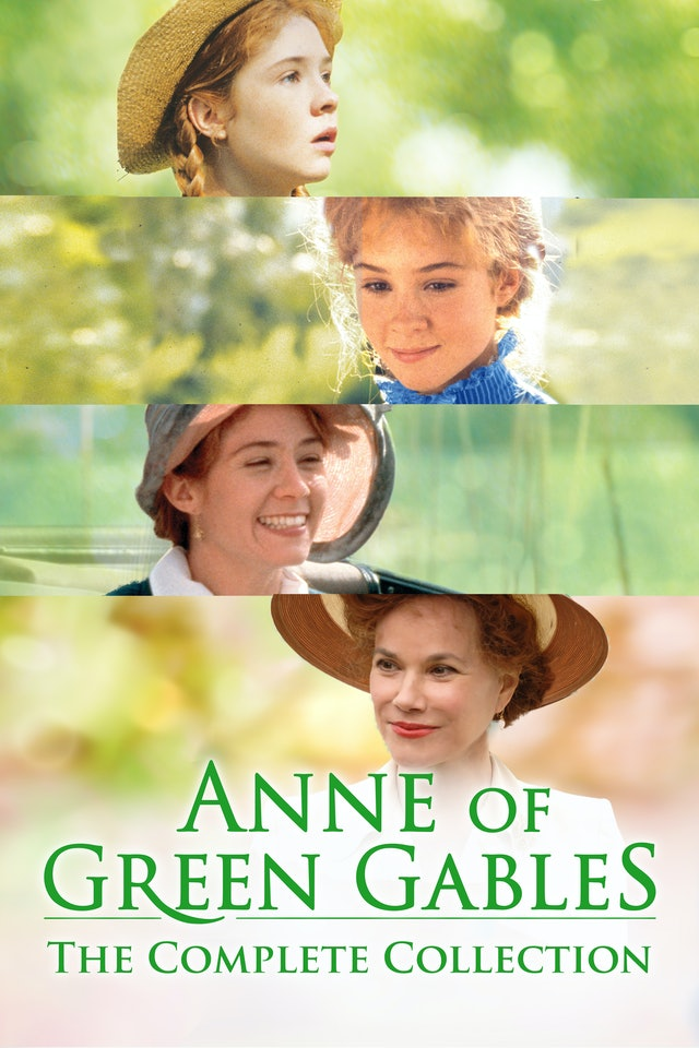 Anne of Green Gables: The Complete Collection