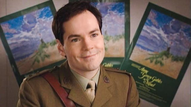 Jonathan Crombie Uncut Interview from...