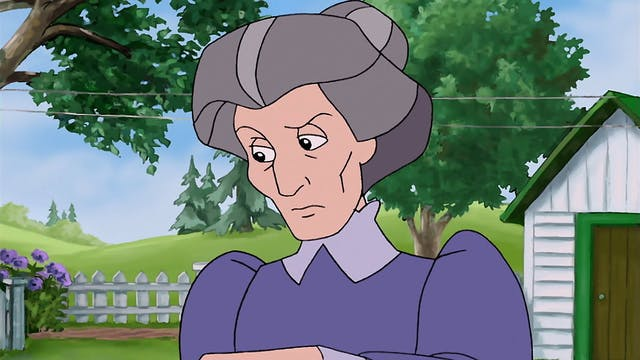"ANNE THE ANIMATED SERIES, EPISODE 7 ""..."