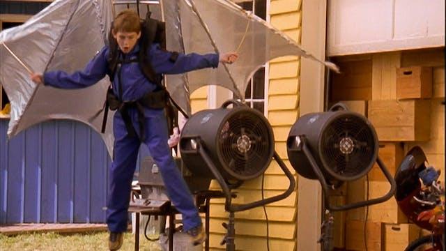 """Super Rupert Episode 7 """"First Flight"""""""