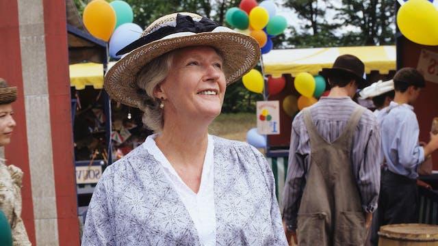 Patricia Hamilton on Anne and Avonlea