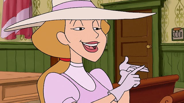 """Anne The Animated Series. Episode 12 """"Sleeves"""""""