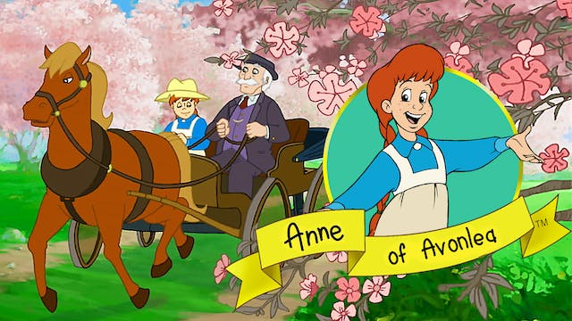 Anne of Avonlea: The Animated Movie