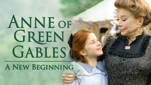 how to watch anne of green gables online