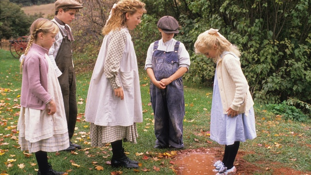 Road To Avonlea Cast Screen Tests