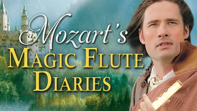 THE MAGIC FLUTE DIARIES