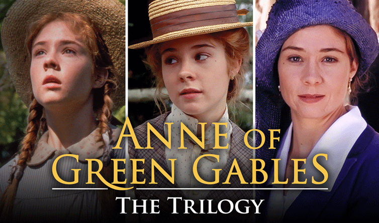 Anne of Green Gables Trilogy image