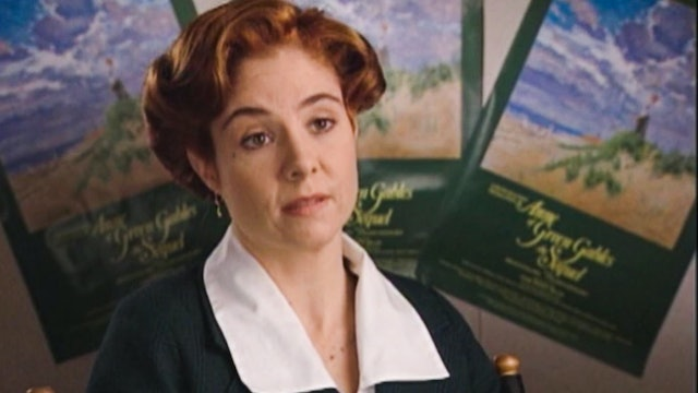 Megan Follows Uncut Interview from The Continuing Story