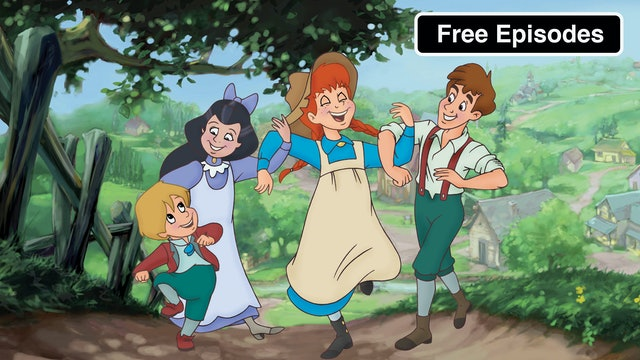 Animated Anne Free Episodes