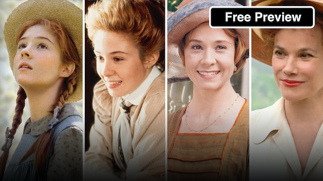 Free Previews of Anne of Green Gables