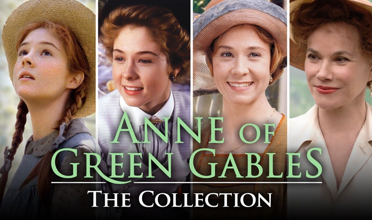 Anne of Green Gables: The Complete Collection  image