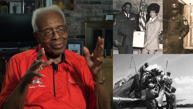 A Final Sit Down With a Tuskegee Airman