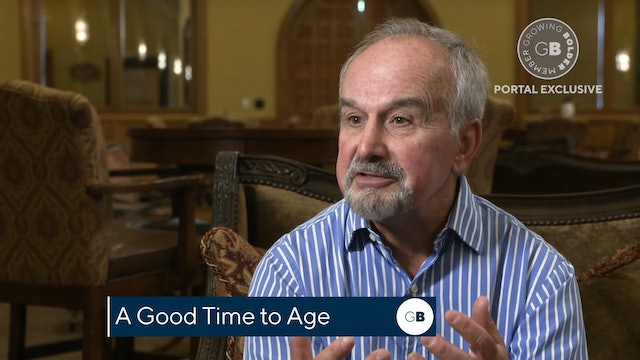 Launchpad Extra: A Good Time to Age