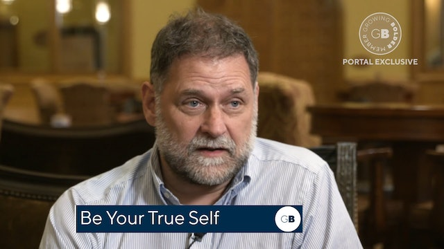 Launchpad Extra: Be Your True Self