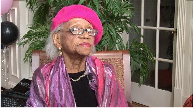 A Centenarian Shares Her Secrets of Longevity