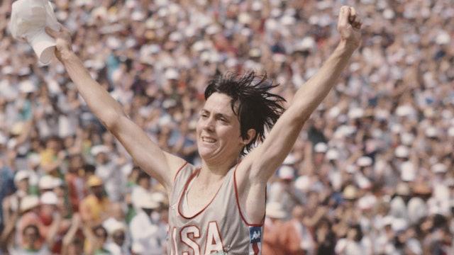 Staying in the Race: Joan Benoit Samuelson