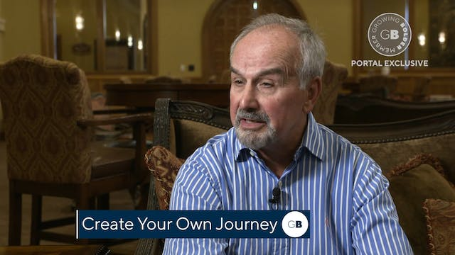 Launchpad Extra: Create Your Own Journey