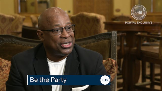 Launchpad Extra: Be the Party