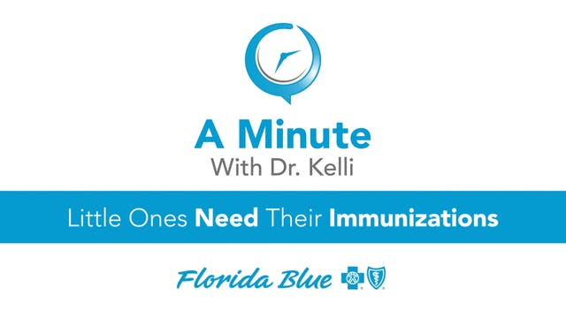 Little Ones Need Their Immunizations