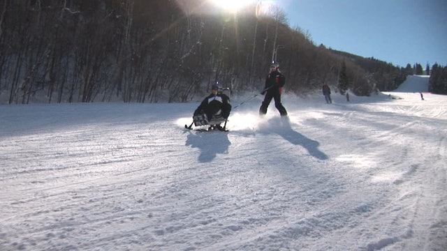 Sliding the Slopes: All disABILITIES Welcome