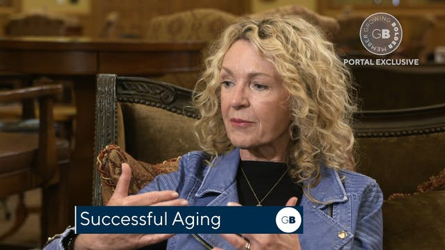 Launchpad Extra: Successful Aging