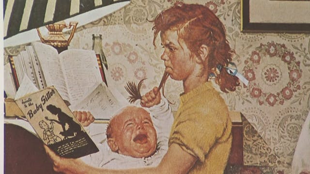 The Faces that Norman Rockwell Made F...