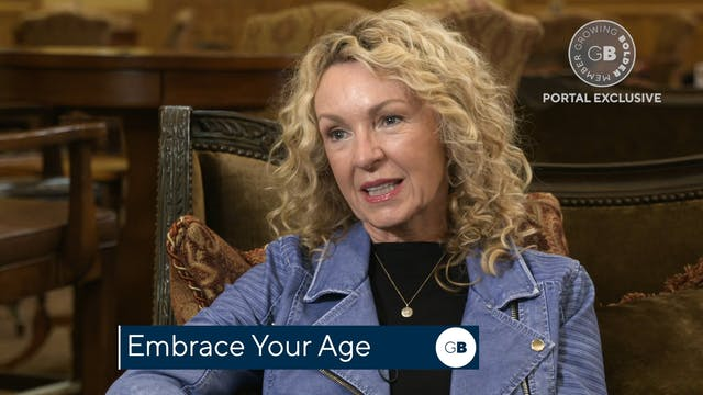 Launchpad Extra: Embrace Your Age