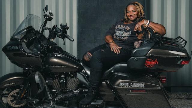 Shantell Williams: Shut Up & Ride