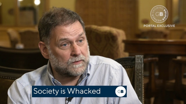 Launchpad Extra: Society is Whacked