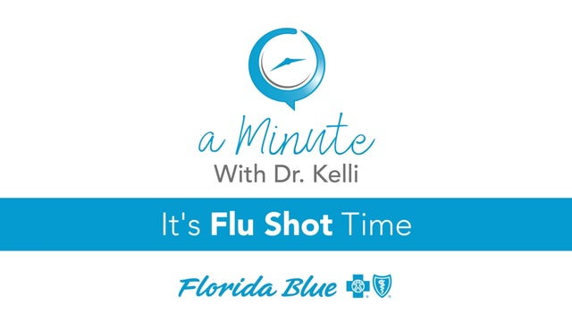 It's Flu Shot Time