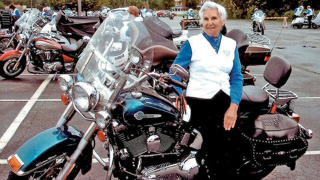 The Motorcycle Matriarch
