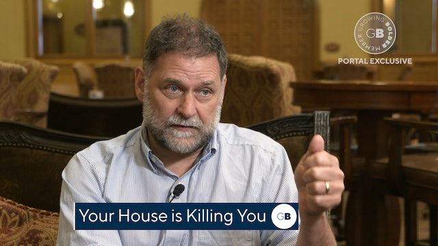 Launchpad Extra: Your House is Killing You