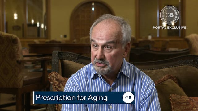 Launchpad Extra: Prescription for Aging