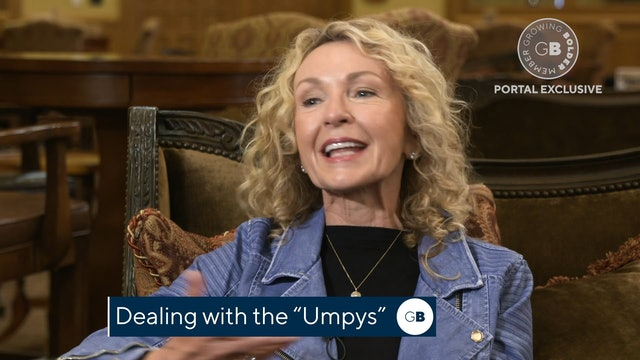 Launchpad Extra: Dealing with the 'Umpys'