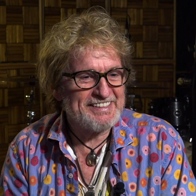 Bolder Backstage with Jon Anderson