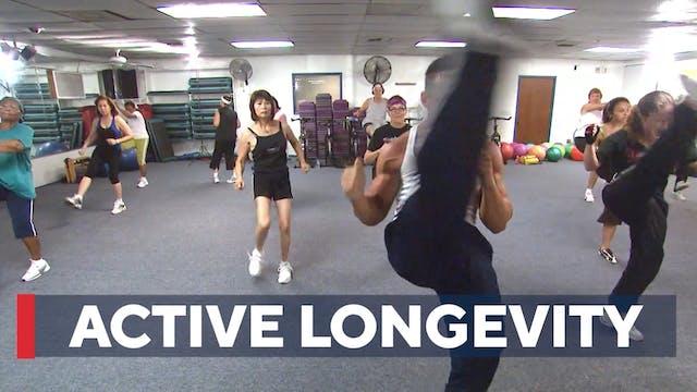 The Keys to Active Longevity