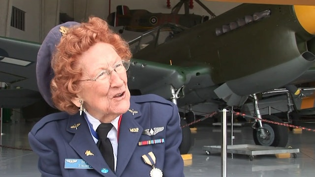 WWII Vet's Final Mission: Preserving Women's History