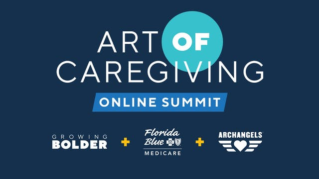 Art of Caregiving: GB and AA Get Real...