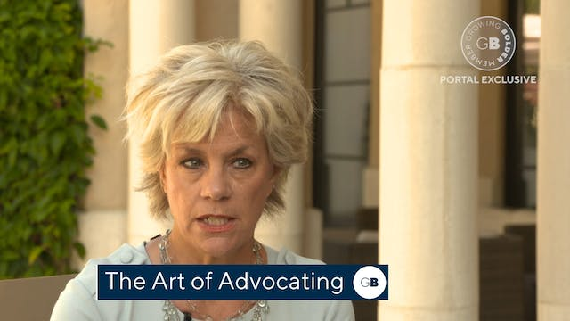 The Art of Advocating