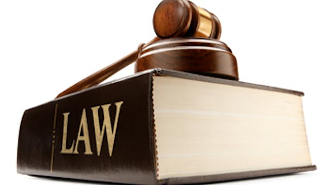THE LAW IS FOREVER (Archive Lesson)