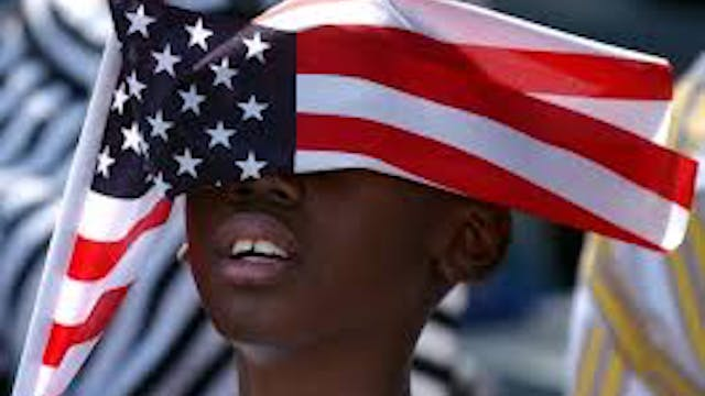 THE 4TH OF JULY IS YOURS NOT MINE (FREDERICK DOUGLASS)