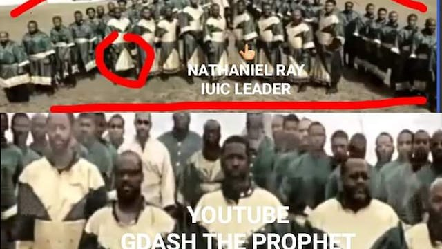 IUIC POLICE & THE POLICE STATE (NATHANIEL COURT CASE EXPOSED